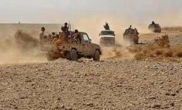 تعزيزات عسكرية كبيرة تصل  إلى مأرب لحسم المعركة والكشف عن هويتها (مستجدات جديدة)