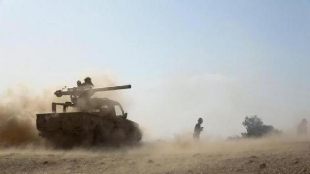 سقوط مواقع جديدة بقبضة الجيش في البيضاء وخسائر فادحة للمليشيا ( تفاصيل )