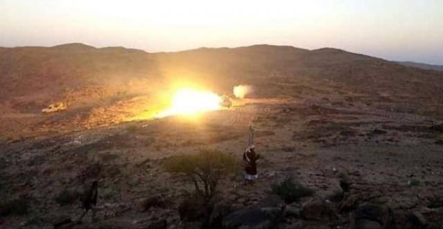 عاجل .. انفجار الوضع عسكريا في محافظة تعز والمعارك على أشدها وسط انهيار كبير لهذا الطرف!