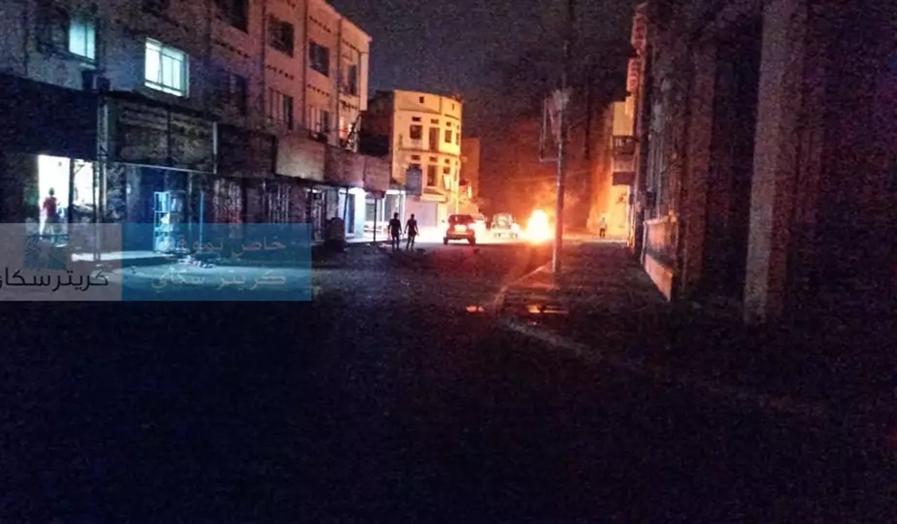 مصادر.. اشتباكات مسلحة و اندلاع حرب شوارع بالقرب من البنك المركزي في العاصمة عدن .. تفاصيل عاجلة