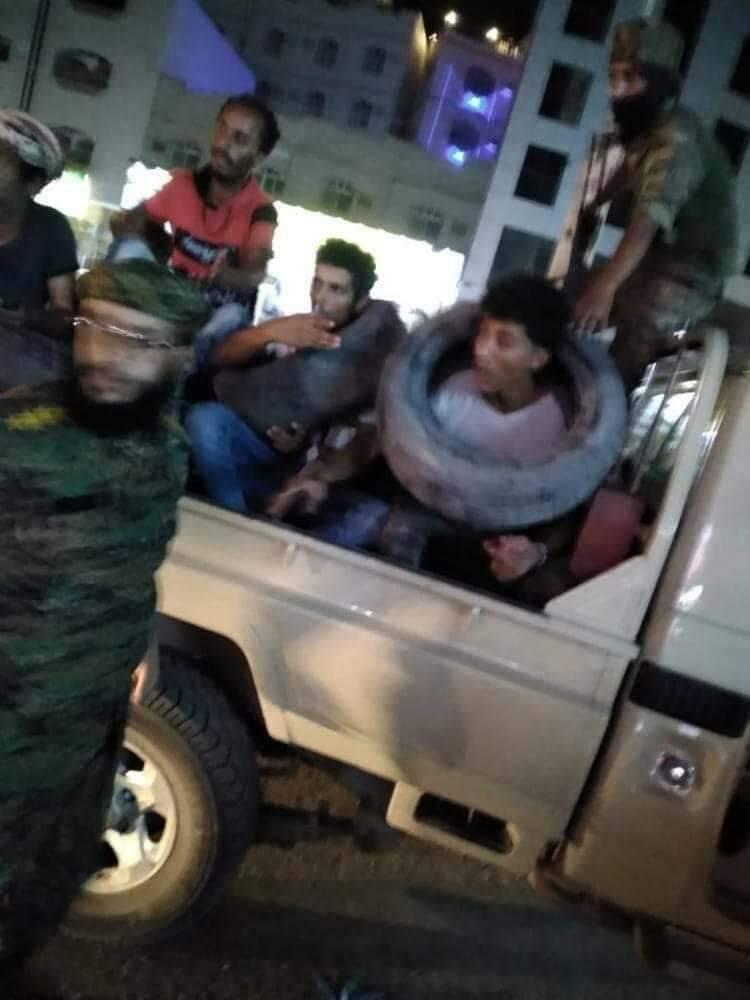 أول تدخل عاجل وطارئ للتحالف بعد تهديد الزبيدي بسحق المتظاهرين بالعاصمة عدن و سقوط قتلى ( شاهد الصورة )