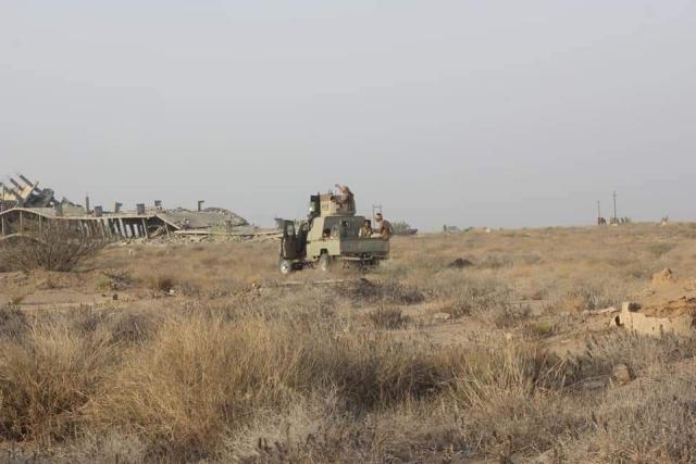 أخر التطورات .. قوات الجيش تقترب من النصر الكبير.. وخسائر فادحة للحوثيين في هذة المحافظة!