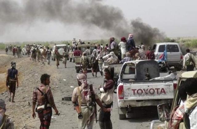 عاجل .. سقوط أول مدينة في هذه المحافظة الجنوبية بيد  القبائل و محاصر قوات الانتقالي بقوة السلاح ( تفاصيل )
