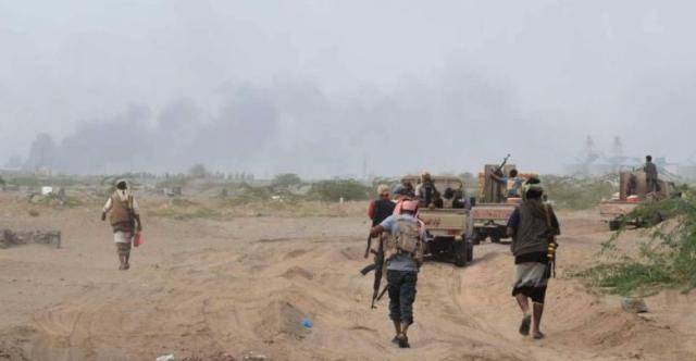 الكشف عن بدء ساعة الصفر لإنطلاق معركة تحرير أهم محافظتين في اليمن ( الأسماء و تفاصيل )