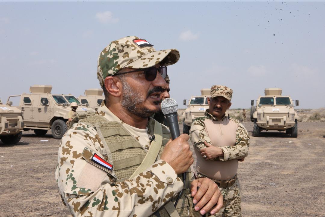 وردنا الأن ..أول تعليق لقوات طارق صالح بشأن المعركة العنيفة التي تدور رحاها في تعز ' تفاصيل جديدة